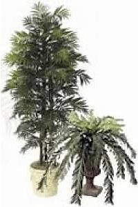 Artificial Indoor Palm Trees & Plants