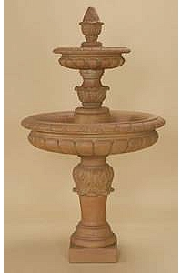 Acanto 2-Tier Water Fountain for Outdoors