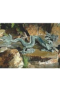 Creeping Dragon Water Fountain