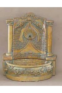 Botticelli Tabletop Outdoor Water Fountain