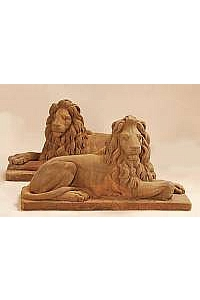 Canova Lion Fountain Statue