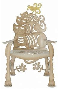 Cat Chair by Drumm