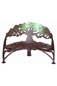 The Old Tree Bench