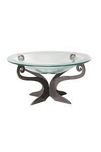 Table Top Scroll Pedestal