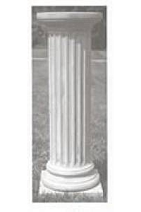 Outdoor Column Pedestal