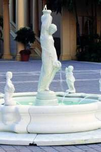 Grande Millennia Rebecca Outdoor Water Fountain