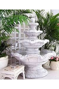Quattro Classic Tiered Water Fountain
