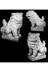 Chinese Foo Dog Statue
