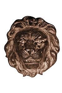 Lion Head Wall Water Fountain Mask