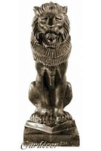 Saint Steven's Lion Statuary