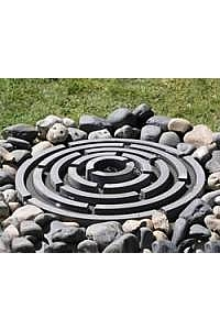 The Maze Ring Outdoor Water Fountain