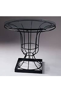 Wire Urn Table