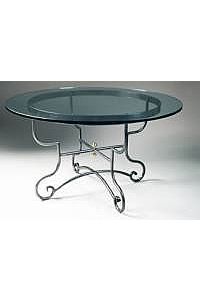 French Style Round Table