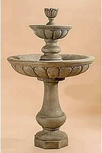Peotta Two-Tier Water Fountain