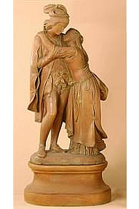 Romeo and Juliet Statue