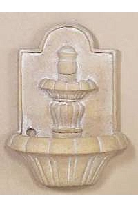 Spanish Wall Outdoor Water Fountain