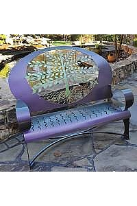 Tree of Life Bench