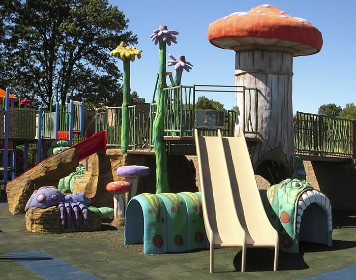 Custom Playground Themes Playgrounds For Parks