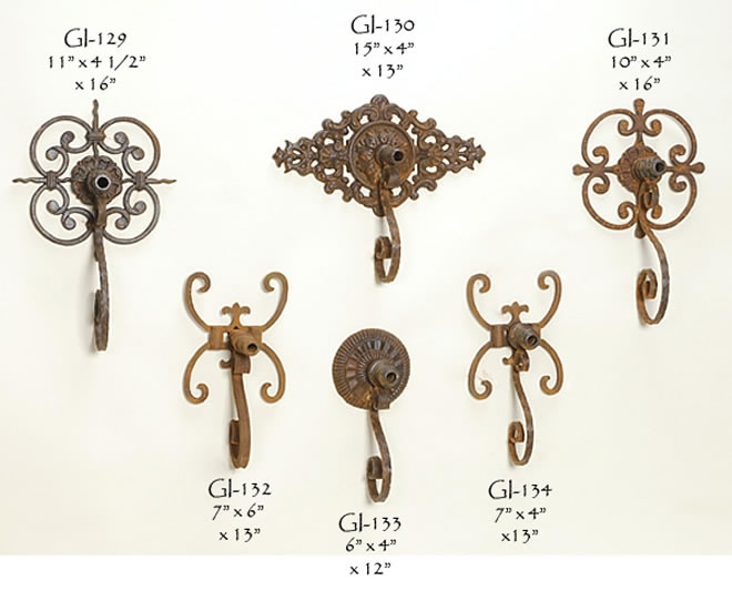 Decorative rustic iron spout display water spouts - Decorative water spouts ...