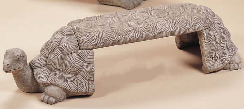 Turtle Bench Benches